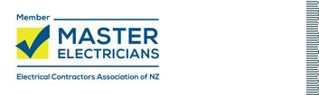 Master Electrician Logo - Auckland